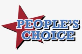 Congratulations People's Choice Award Winner!