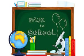 Letter to Parents - Return to School Plan Summary/Enrollment Form