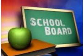 Regular School Board Meeting is being held as a virtual meeting!