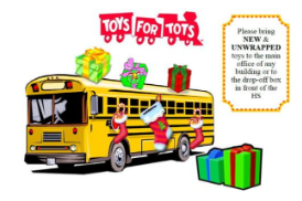 13th Annual Stuff-A-Bus Toy Drive