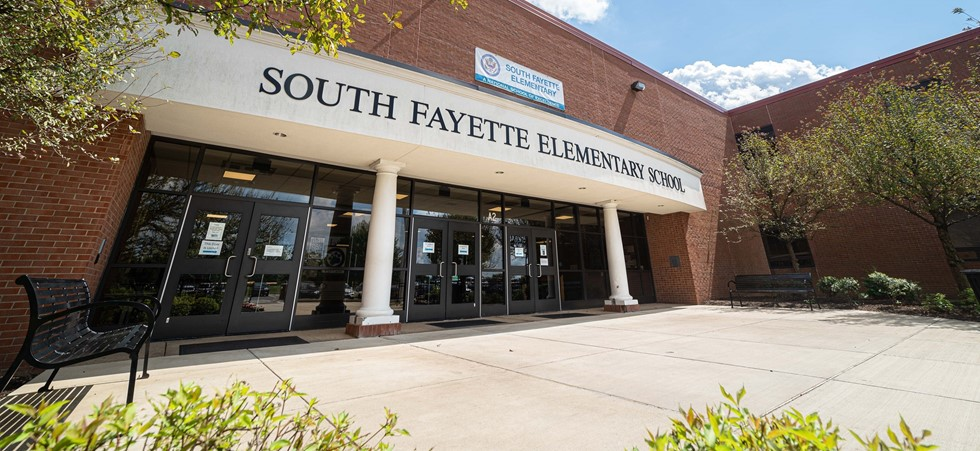 Welcome to South Fayette Elementary