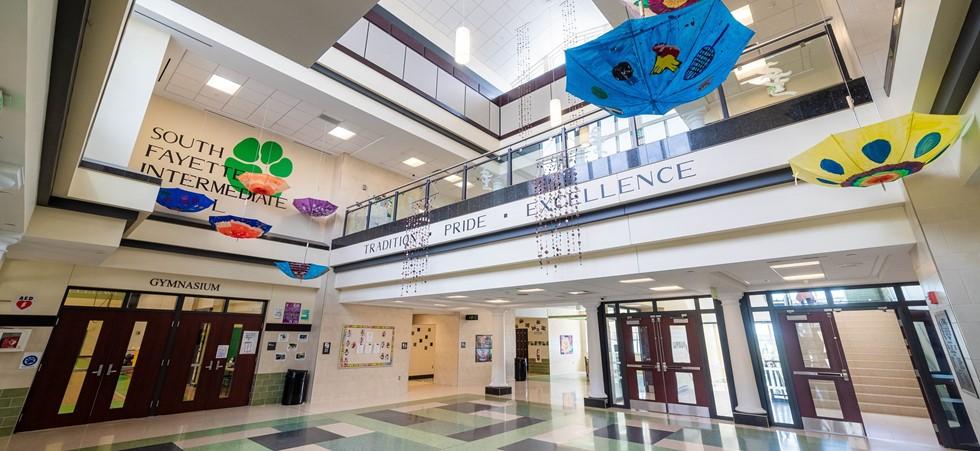 Inside the Intermediate School