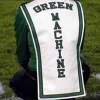 Green Machine uniform