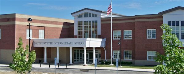 South Fayette Intermediate School building