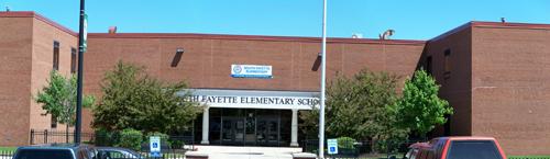 South Fayette Elementary School building